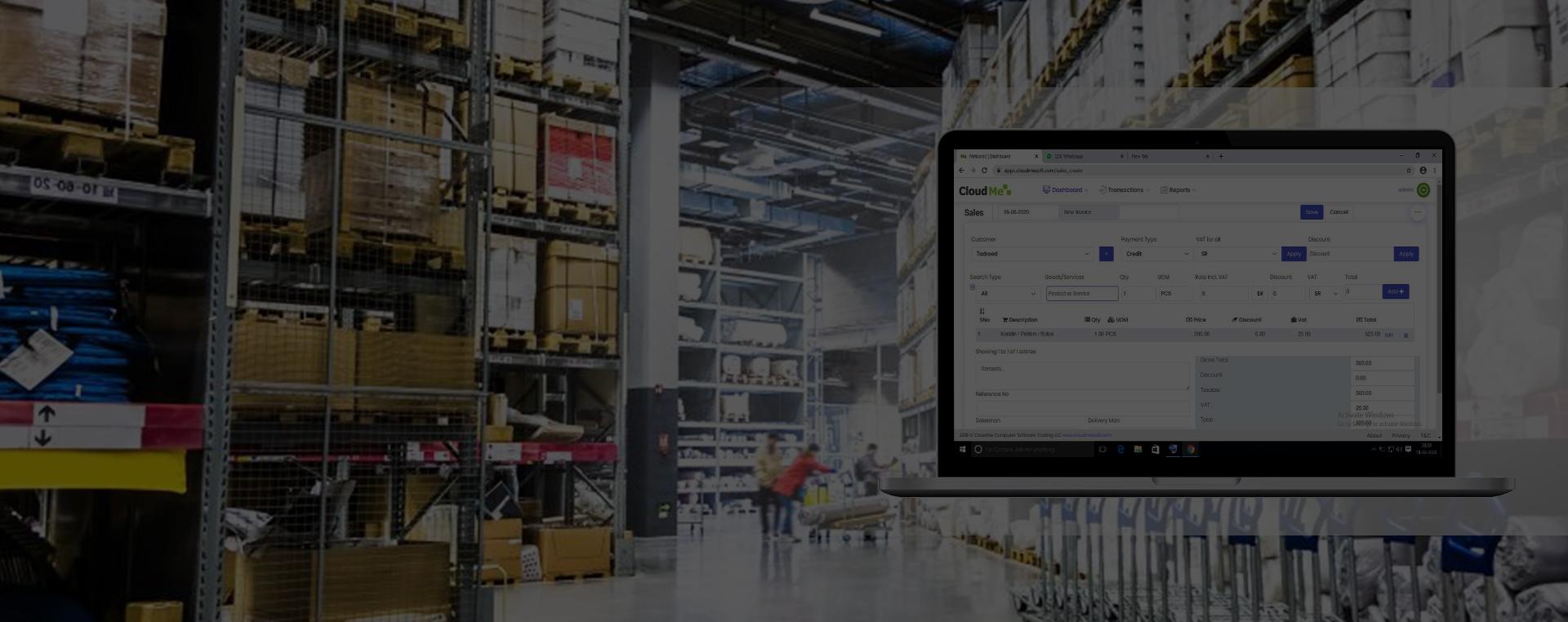 Wholesale Management System