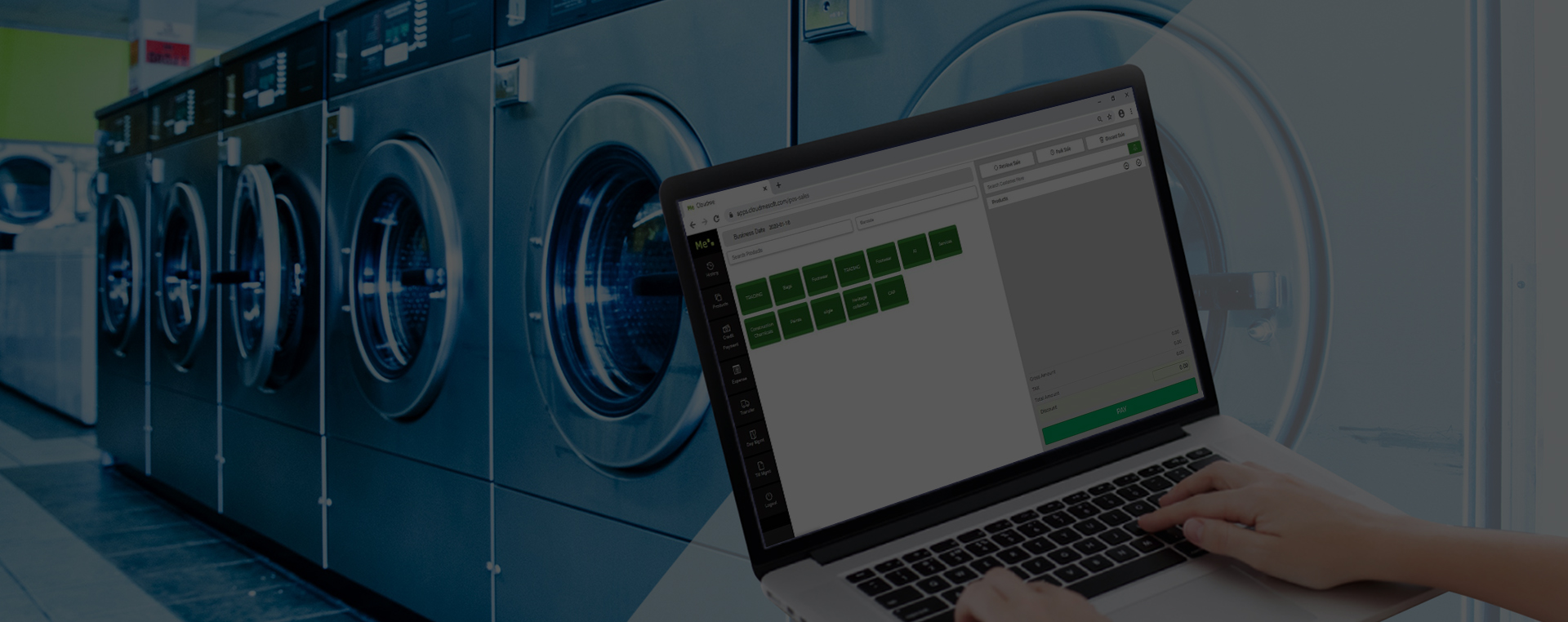 Laundry Software